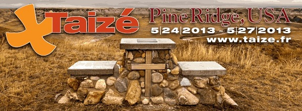Taize on Red Shirt
